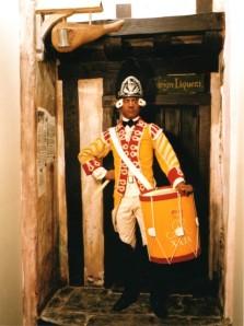 1770's Drummer