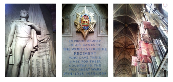 Cathedral memorials