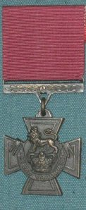 Private Dancox's Victoria Cross