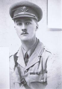 2nd Lieutenant Edward Myles V.C. D.S.O.