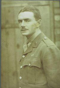 2nd Lieutenant Herbert James V.C. M.C.