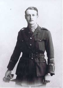 Lieutenant William Leefe Robinson V.C.