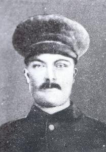 Private Frederick George Dancox V.C.