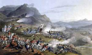The Battle of Busaco 29th September 1810