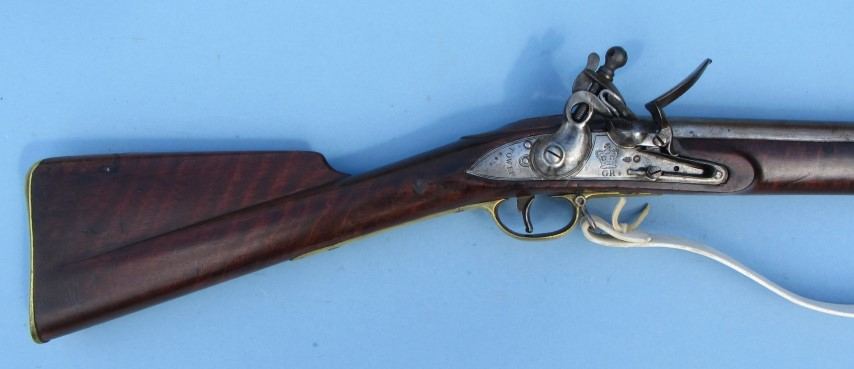 Musket Brown Brown Bess Musket Accession